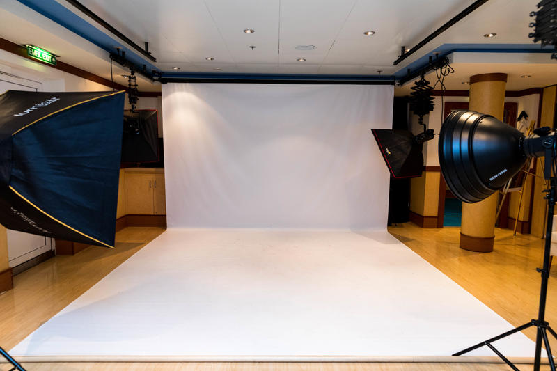 Photo Studio on Norwegian Jade