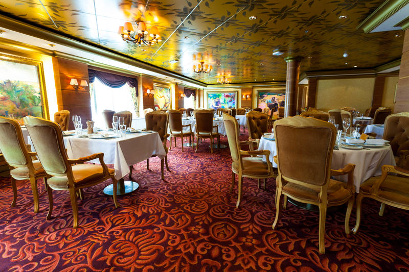 Le Bistro on Norwegian Jade