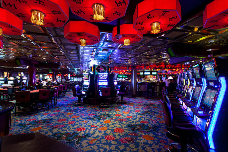Jade Casino on Norwegian Jade