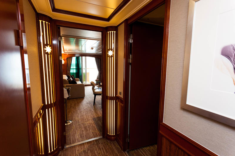 Two-Bedroom Family Suite on Norwegian Jade