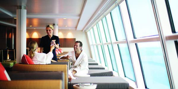 Celebrity Cruises' Canyon Ranch SpaClub (Photo: Celebrity Cruises)
