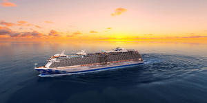Enchanted Princess (Image: Princess Cruises)
