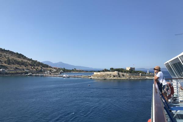 Greek Isles Cruise on Celestyal Crystal (Photo: Gina Kramer)