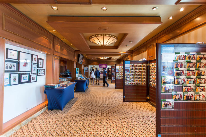 Photo and Video Gallery on Coral Princess