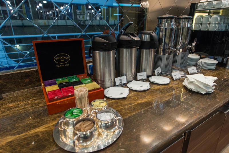 Coffee Connection on Seven Seas Navigator