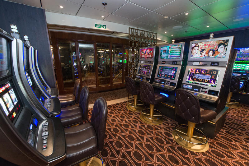 Casino on Seven Seas Navigator