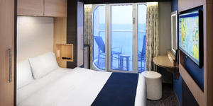 Anthem of the Seas Studio Cabin (Photo: Royal Caribbean)