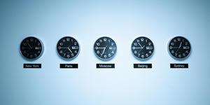 Time Zones (Photo: vtwinpixel/Shutterstock)