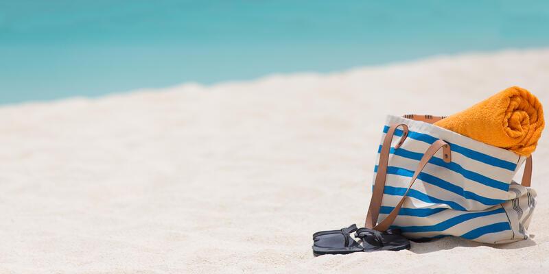 Beach Towels (Photo: Aleksei Potov/Shutterstock)