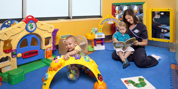 Royal Babies and Tots Nursery (Photo: Royal Caribbean)