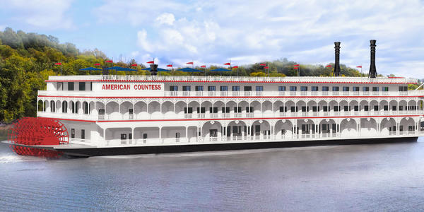 American Countess (Image: American Queen Steamboat Company)