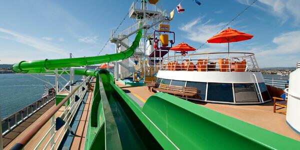 Carnival Spirit Waterpark (Photo: Carnival)