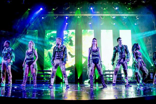 Carnival's Epic Rock Group (Photo: Carnival)
