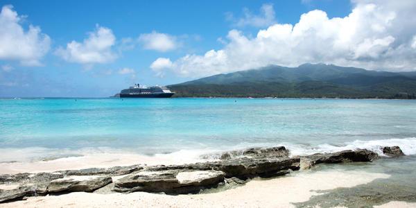 Mystery Island, Vanuatu (Photo: EA Given/Shutterstock)