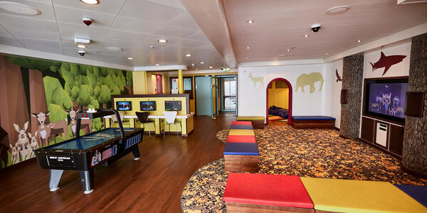 Princess' Camp Discovery on Majestic Princess (Photo: Cruise Critic)