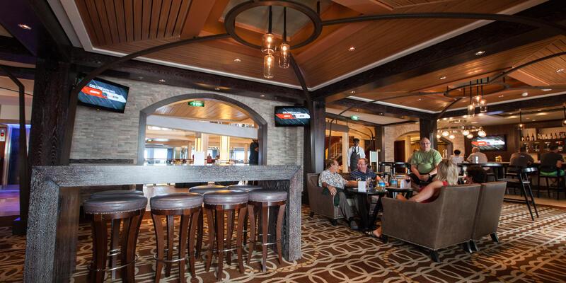 Celebrity Equinox's Gastrobar (Photo: Cruise Critic)