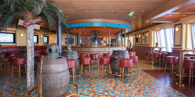 Carnival's Sunshine RedFrog Pub (Photo Cruise Critic)