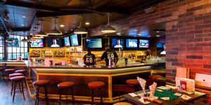 Royal Caribbean's Symphony of the Seas Playmakers Sports Bar & Arcade (Photo: Cruise Critic)