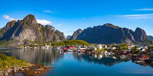 Lofoten Islands, Nordland, Norway (Photo: Andrey Armyagov/Shutterstock)