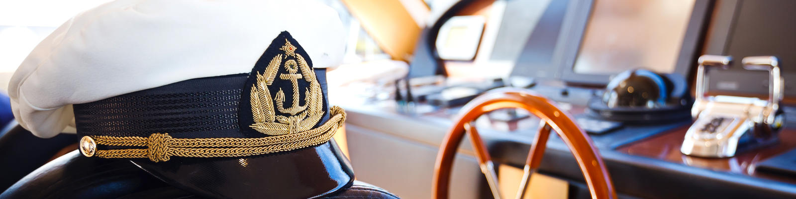 What Is a Cruise Ship Captain's Salary? (Photo: GRIGORY GALANTNYY/Shutterstock)