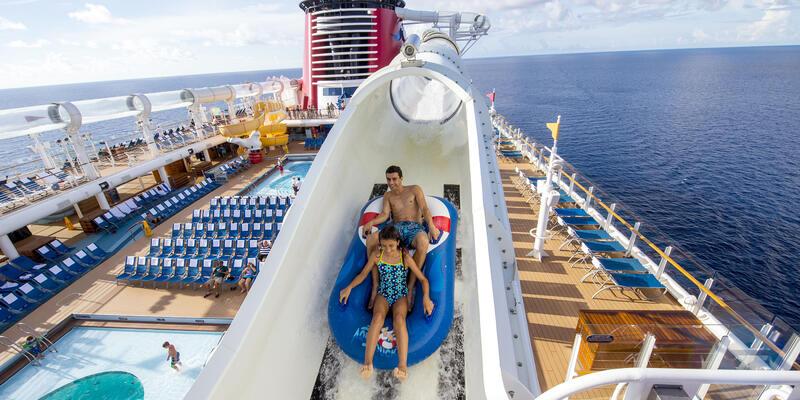 Disney's AquaDuck Water Coaster (Photo: Disney)