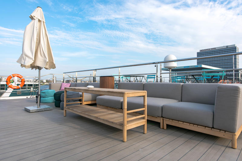 Vista Sun Deck on Crystal Bach