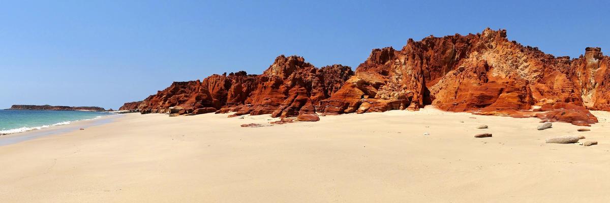 Cape Leveque, Western Australia (Photo: Marc Witte/Shutterstock)