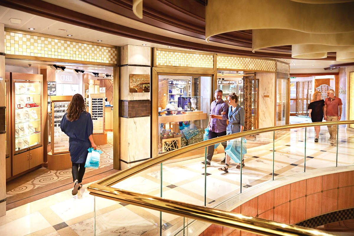 What To Expect On A Cruise Shopping On Cruise Ships