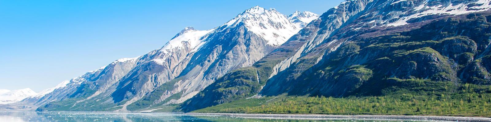 Glacier Bay in Alaska, United States (Photo: Grey82/Shutterstock)