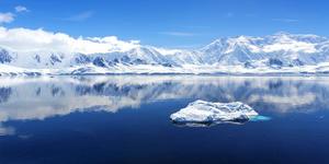 Majestic Glaciers in the Arctic (Photo: Denis Burdin/Shutterstock)