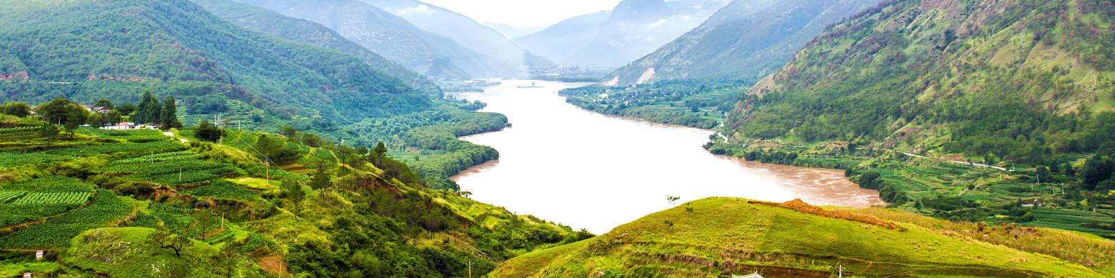 Yangtze River, Shangri-la (Photo: Pawika Tongtavee/Shutterstock)