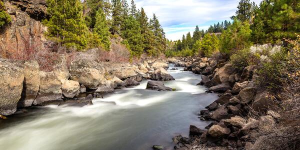 Deschutes River, Oregon (Photo: Steve30408/Shutterstock)