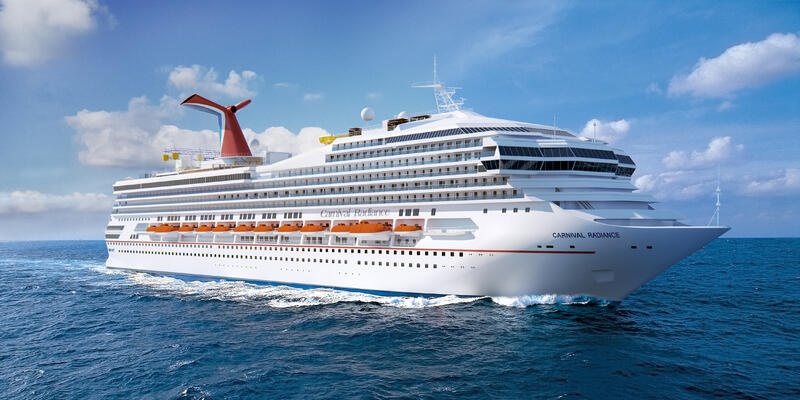Carnival Radiance (Photo: Carnival Cruise Line)