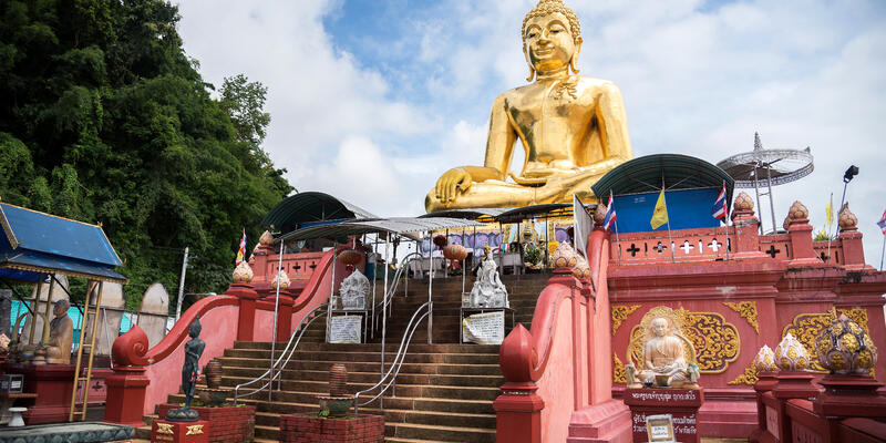 Chiang Rai, Thailand (Photo: opportunity_2015/Shutterstock)