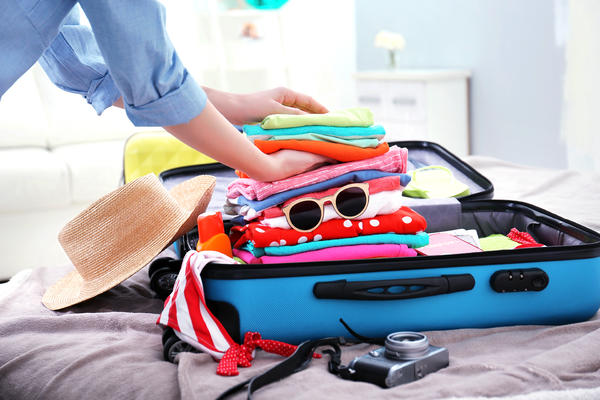 10 Signs You've Done a Terrible Job Packing for Your Cruise (Photo: Africa Studio/Shutterstock)