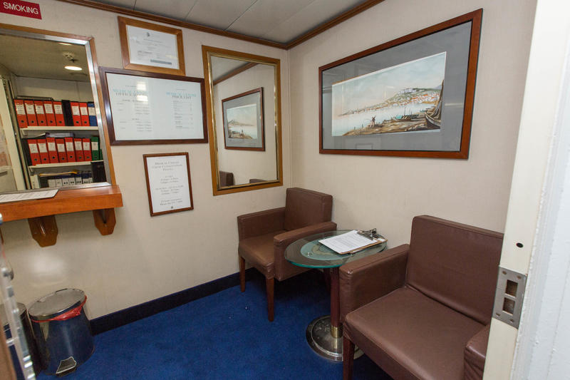 Medical Center on Silver Cloud Expedition