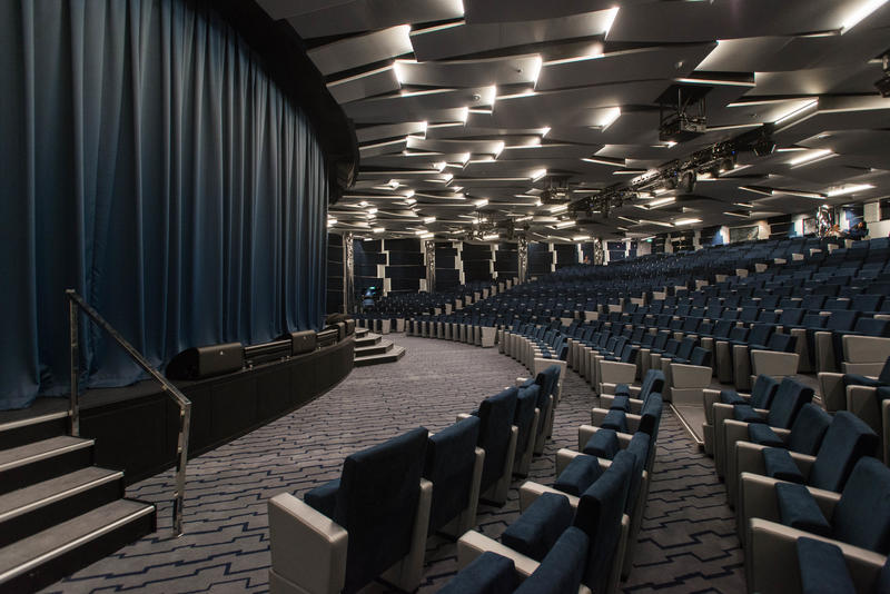 Metropolitan Theater on MSC Seaside