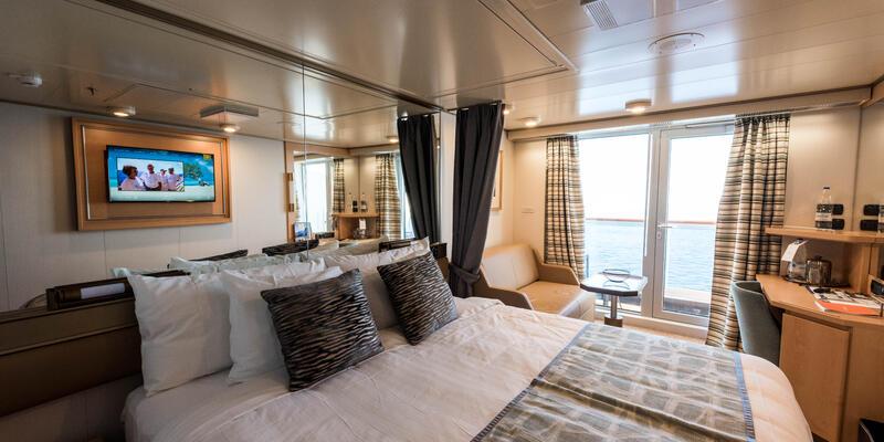 The Verandah Cabin on Westerdam (Photo: Cruise Critic)