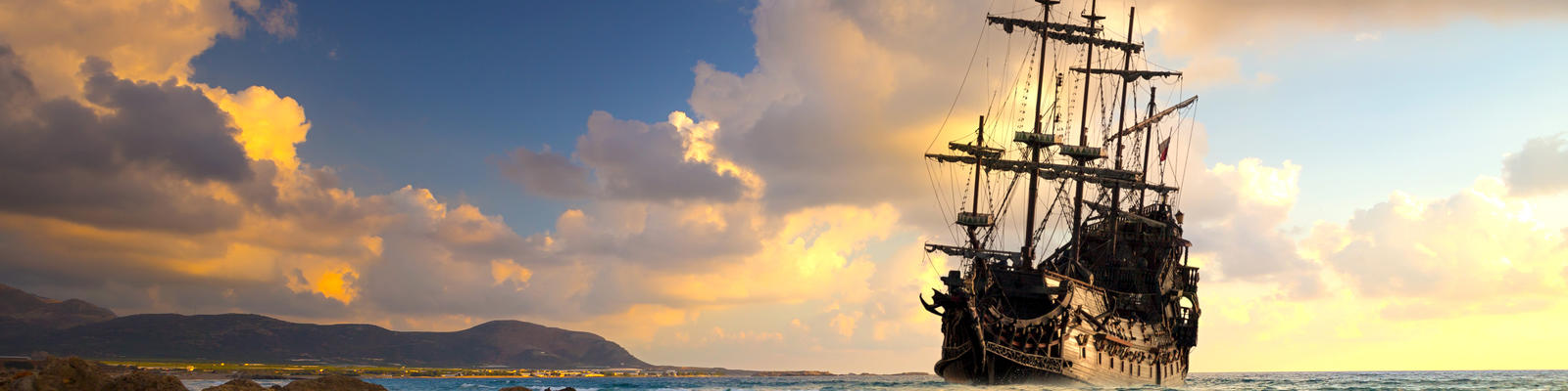 Pirates Then and Now: Could Pirates Attack My Cruise Ship? (Photo: proslgn/Shutterstock)