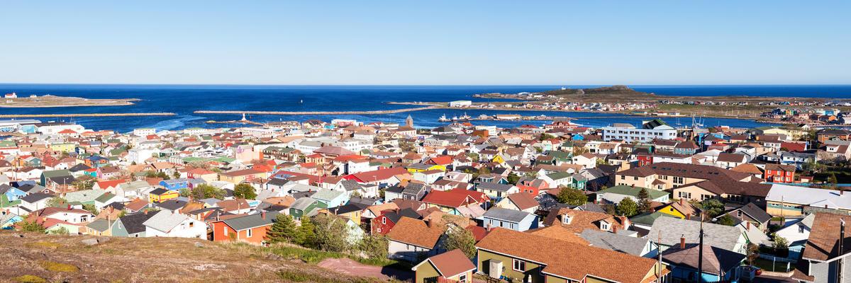 Saint-Pierre et Miquelon (Photo: Henryk Sadura/Shutterstock)