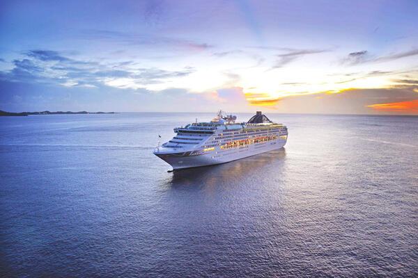 Pacific Adventure (Photo: P&O Cruises)
