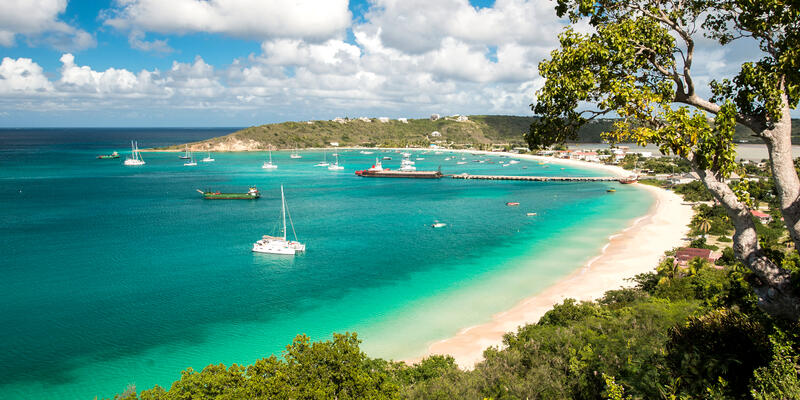 Anguilla Island, Caribbean (Photo: Photostravellers/Shutterstock)