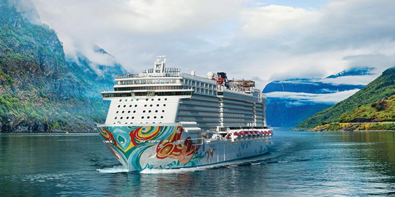 Norwegian Getaway (Photo: Norwegian Cruise Line)