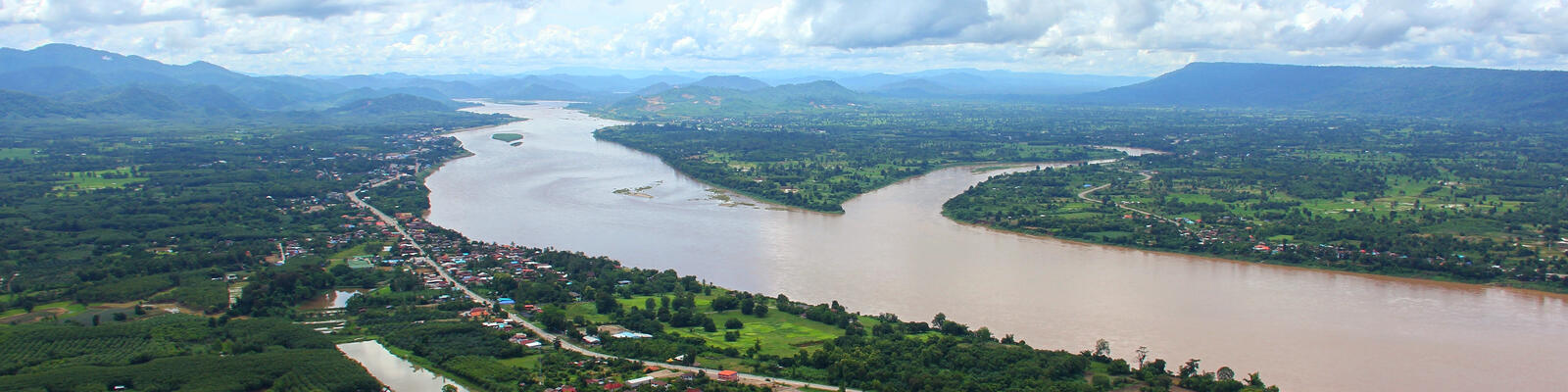 Mekong River (Photo: Oumssd/Shutterstock)