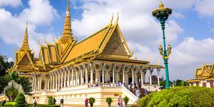 Phnom Penh, Cambodia (Photo: gnohz/Shutterstock)