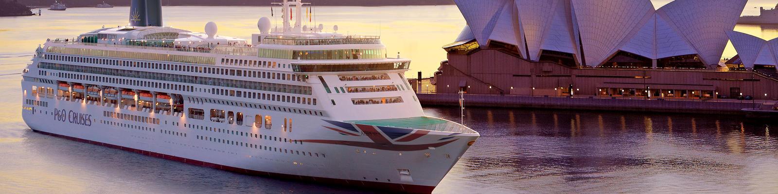Aurora (Photo: P&O Cruises)