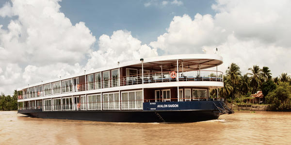 Avalon Saigon (Photo: Avalon Waterways)
