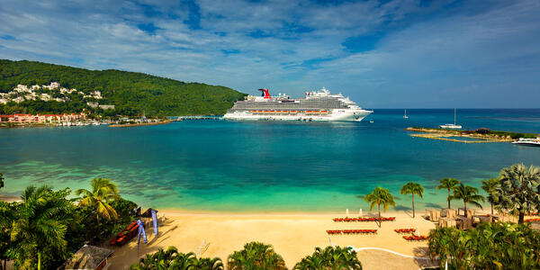 Carnival in the Western Caribbean (Photo: Carnival Cruise Line)