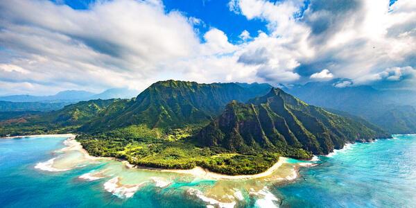 Na Pali Coast, Kauai, Hawaii (Photo: Shane Myers Photography/Shutterstock)