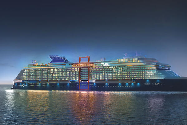 Celebrity Apex (Photo: Celebrity Cruises)